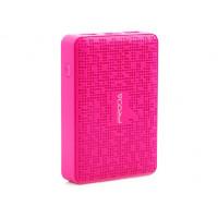 Портативное зарядное устройство PRODA PURE POWER BANK (12000mAh) (Розовый)