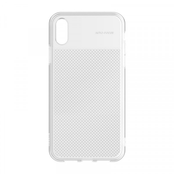 Чехол накладка iPhone Xr  Baseus Glistening  Case (transparent )