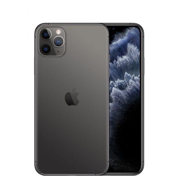 Apple iPhone 11 Pro Max 256GB Dual Sim Space Gray (MWF12)