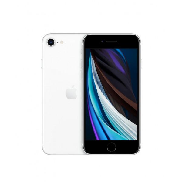 Apple iPhone SE 2020 128GB (White) (MXD12)