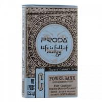 Портативное зарядное устройство Proda Cool Taste Series 10000 mAh PPL-24 (blue)
