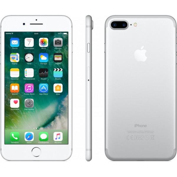 Apple iPhone 7 Plus 32GB (Silver) (MNQN2)