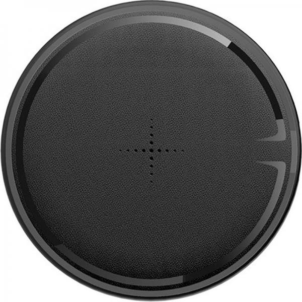 Беспроводное зарядное устройство Rock W12 Wireless Fast Charger 10W (Black)