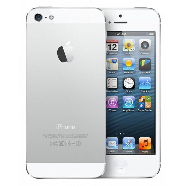 Apple iPhone 5 32GB (White) (Refurbished)