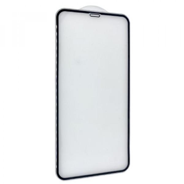 Защитное стекло iPhone XS Max  Adpo 0,33 (black)