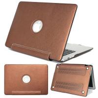 Чехол накладка MacBook Air 13 DDC PU (Коричневый)