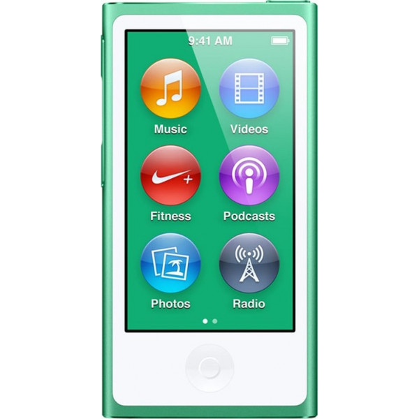 Apple IPod Nano 7 Gen 16Gb Green (MD478)