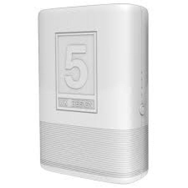 Портативное зарядное устройство Power Bank WK Mini 5000mAh (white)