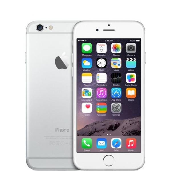 Apple iPhone 6 Plus 64GB (Silver) (Refurbished)