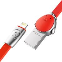 Кабель Rock Zodiac Lightning (Red)