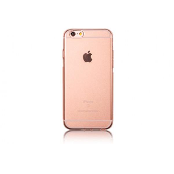 Чехол накладка Remax Crystal TPU case for iphone 6 rose