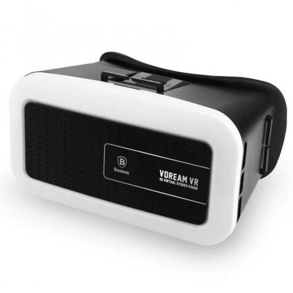 Очки 3D Baseus Vdream VR Virtual 3D Headwear Glasses (Black)
