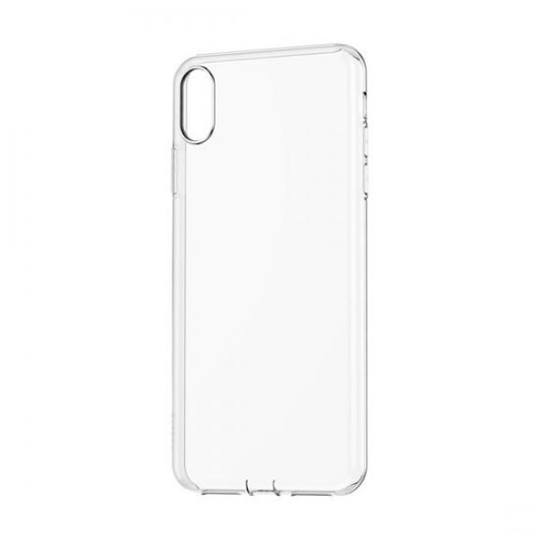 Чехол накладка iPhone Xs Max Baseus Simplicity Case (transparent )