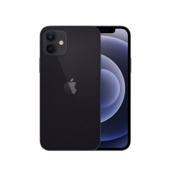 Apple iPhone 12 128GB Dual Sim Black (MGGU3)