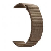Ремешок-браслет для Apple watch 42mm leather brown (Leather loop)