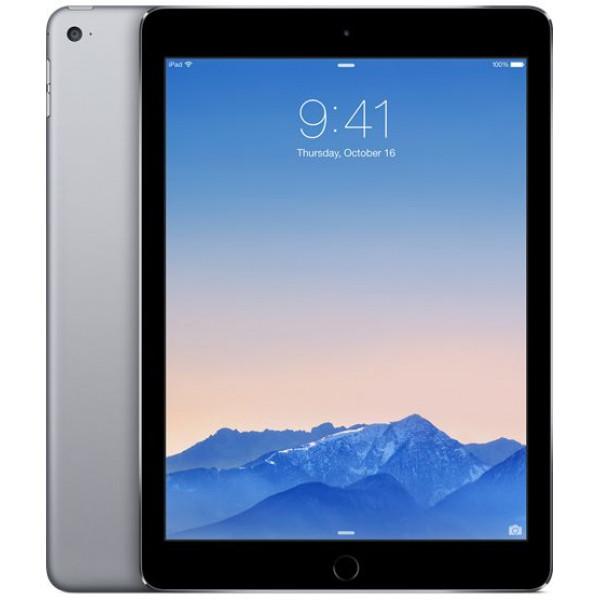 Apple iPad Air 2 Wi-Fi + LTE 128GB Space Gray (MGWL2) (Used)