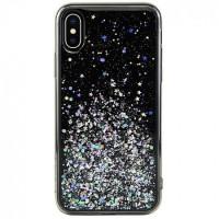 Чехол накладка iPhone Xs Max SwitchEasy Case (ultra black)