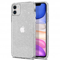 Чехол Накладка для iPhone 11 Rock Pure Series (silver)
