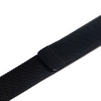 Ремінець-браслет для Apple Watch 42mm Milanese Loop Band (Black)