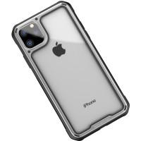 Чехол Накладка для iPhone 11 Pro Max iPaky mo Full (silver)