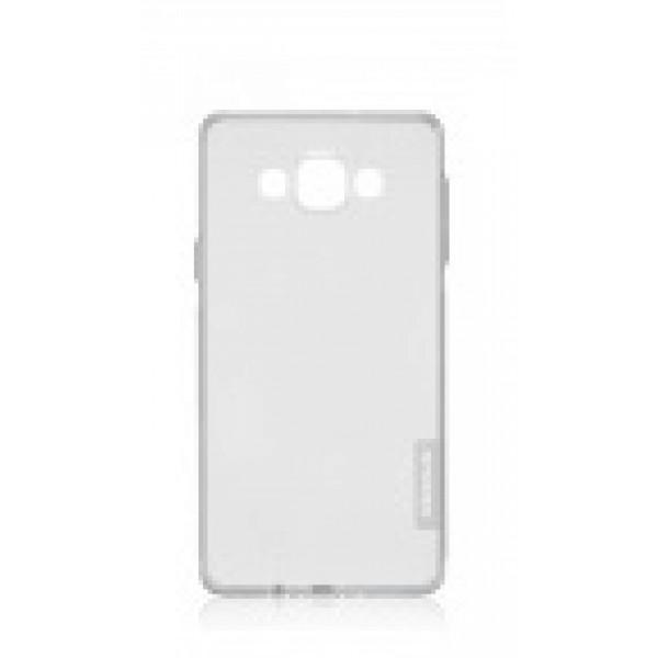 Чехол накладка Electroplating для Samsung A510 Silver