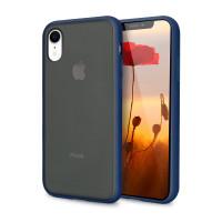 Чехол накладка iPhone Xr Gingle Series (blue)