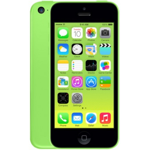 Apple iPhone 5C 32GB (Green) (Уценка)
