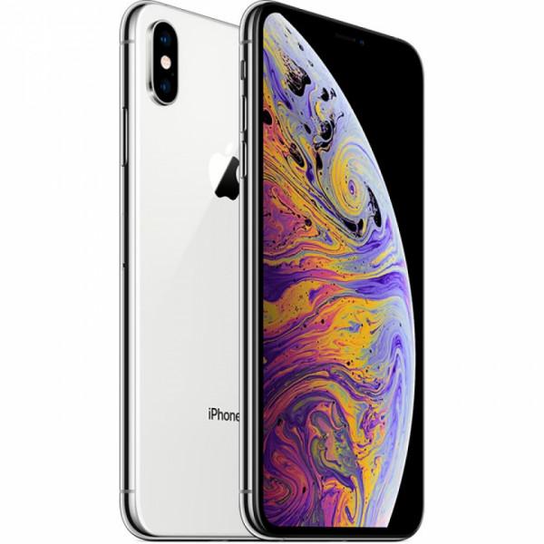 Apple iPhone XS Max 512GB (Silver) (MT632)