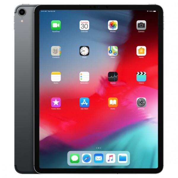 Apple iPad Pro 12.9 2018 Wi-Fi + Cellular 512GB Space Gray (MTJD2, MTJH2)