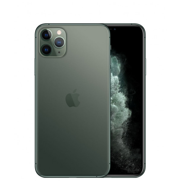 Apple iPhone 11 Pro Max 256GB (Midnight Green) (MWH72)