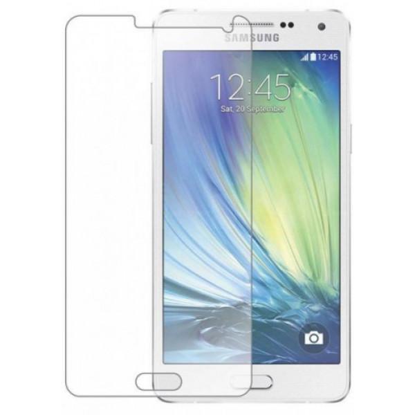 Защитная пленка  стекло для Samsung Galaxy A510