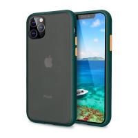 Чехол Накладка для iPhone 11 Pro Max Avenger Case (green)