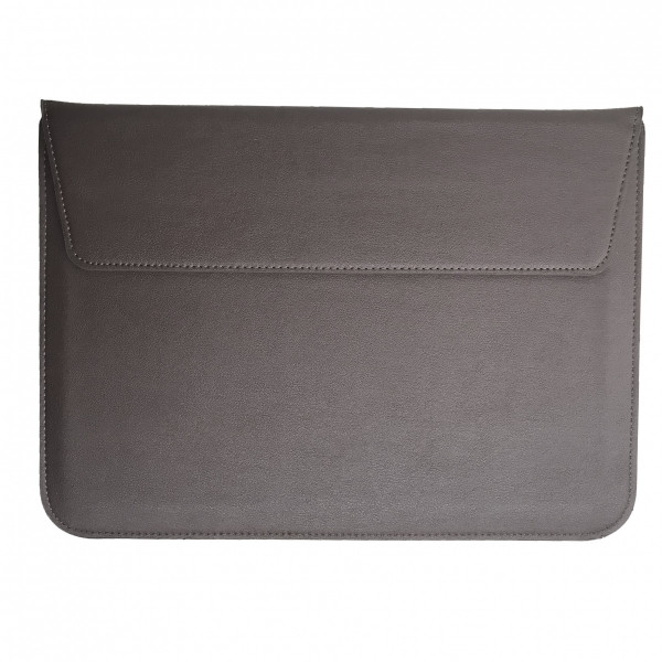 Чехол-конверт MacBook 11 PU sleeve bag (Coffee)