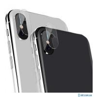 Защитное стекло камеры (основной) iPhone X 2.15 D