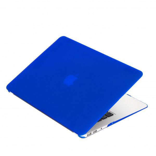 Чехол накладка MacBook Air 11.6 Slim Case (Голубой) (Матовый)