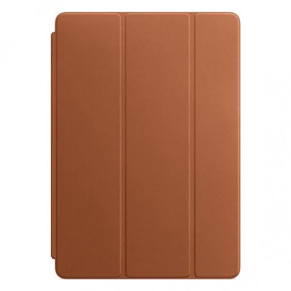 Чехол книжка iPad Pro 12,9 (2018) TOTU Leather Case + charge the pencil (brown)