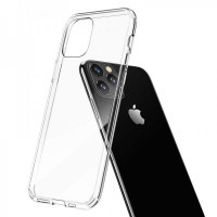 Чехол Накладка для iPhone 11 Pro Max Usams Clear Series (transparent)