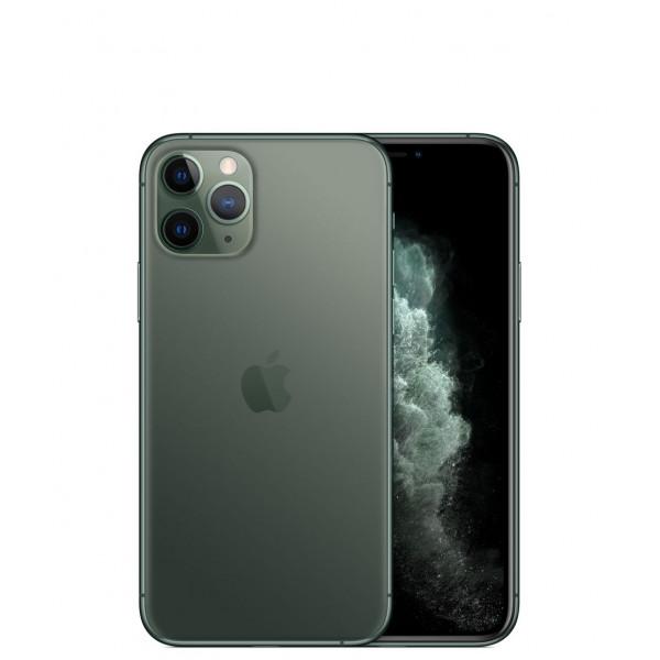 Apple iPhone 11 Pro 64GB Dual Sim Midnight Green (MWDD2)