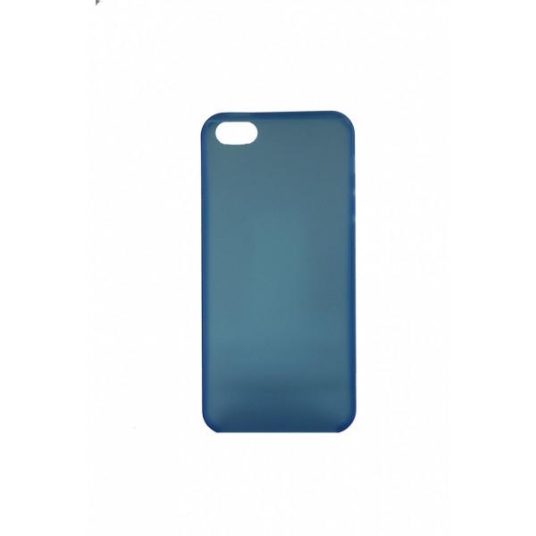 Чехол Накладка для iPhone 5/5S Fshang ROSY Shadow (blue)