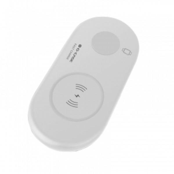 Беспроводное зарядное устройство G-Case Multifunctional 2 in 1 WC-06 (White)