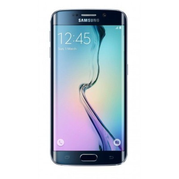 Samsung G925F Galaxy S6 Edge 128GB (Black Sapphire)