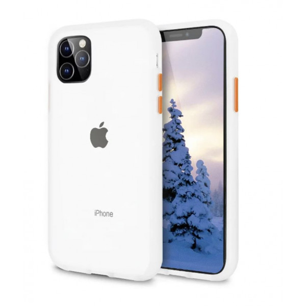 Чехол Накладка для iPhone 11 Pro iPaky Cucoloris (clean\orange)