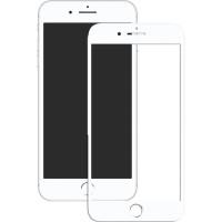 Защитное стекло iPhone 7/8 iGlass 2.5D (White)