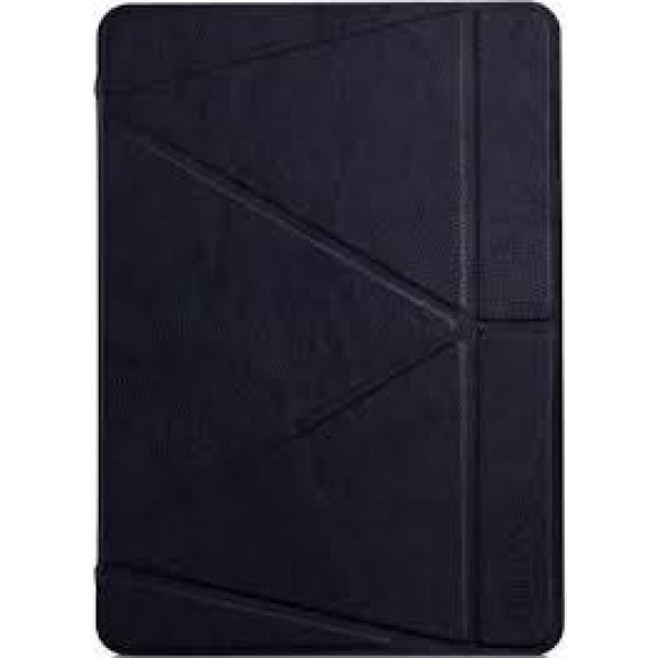 Чехол Книжка для iPad Air 2 Momax Smart Case (Красный) (Пресованая кожа)