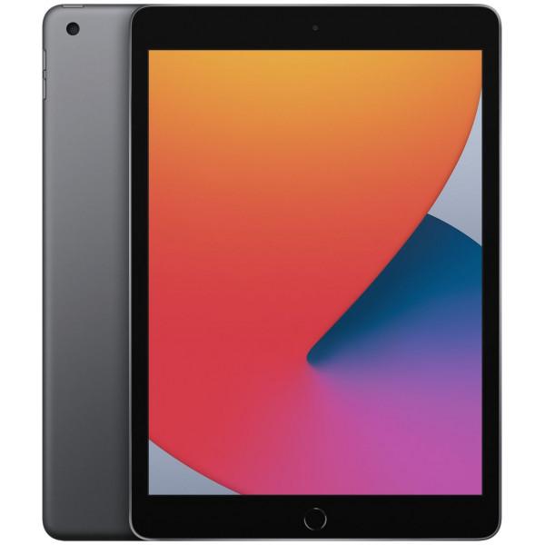 """Apple iPad 10.2"""" 2020 128Gb Wi-Fi Space Gray (MYLD2)"""