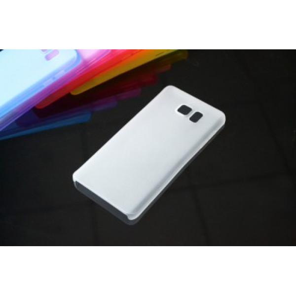 Чехол накладка Honor Zero  series  для Samsung Note 5 White