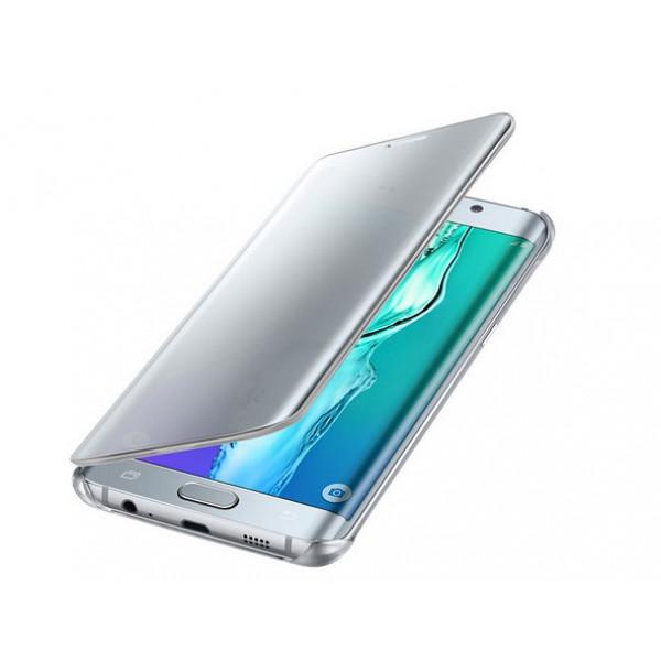 Чехол  книжка Original для Samsung S7 Edge White