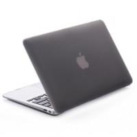 Чехол накладка MacBook Air 13 DDC HardCase (Темно серый) (Матовый)