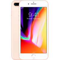 Apple iPhone 8 Plus 64GB (Gold) (MQ8N2)