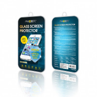 Защитное Стекло для iPhone 6 AUZER SILVER Glass Screen Protector (Глянцевый) (Стекло)